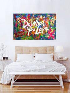 Do What You Love Artist Sergey Gordienko