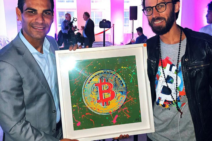 Blockchain Center Grand Opening or How I met the Mayor of Miami